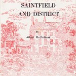 History of Saintfield and District by Aiken McClelland ...