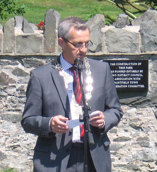 Official opening of the 1798 Memorial Garden (1)