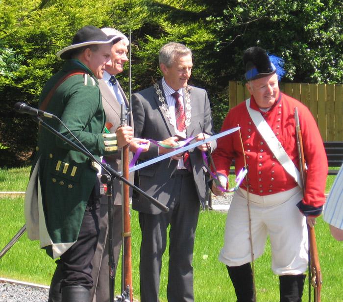 Official opening of the 1798 Memorial Garden (2)