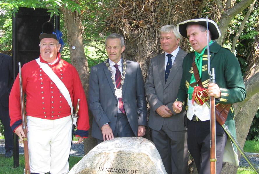Official opening of the 1798 Memorial Garden (4)