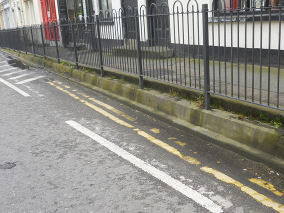 Kerb Cleaning