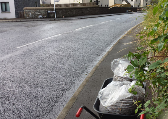 Road Clean - 6th July