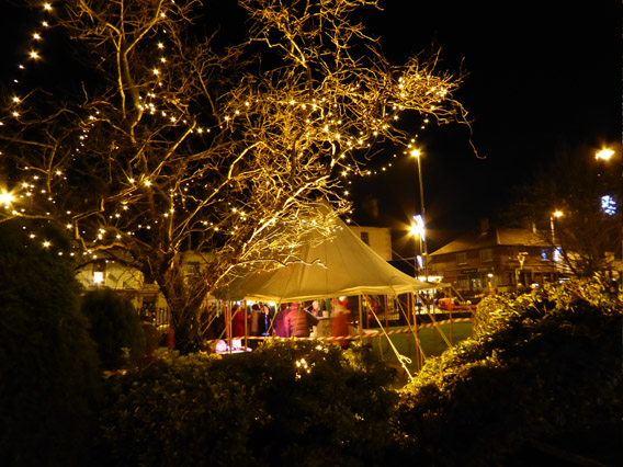 Saintfield Christmas Fair 2014 Photo Album