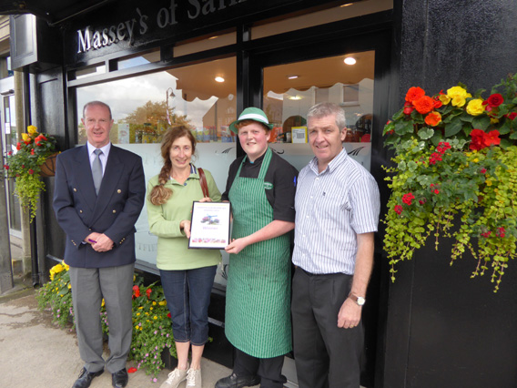 Saintfield In Bloom Winners - Massey's of Saintfield