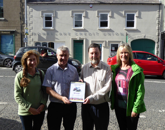 Saintfield In Bloom Winners - Rowallane Community Hub