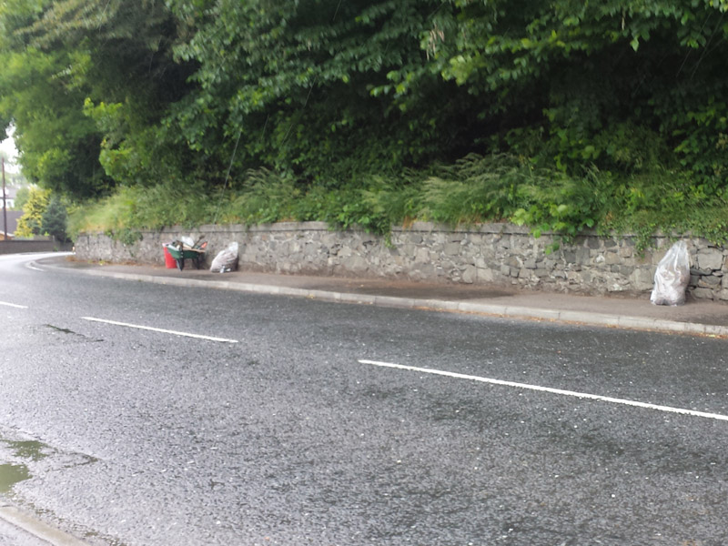 Road Clean - 19th June