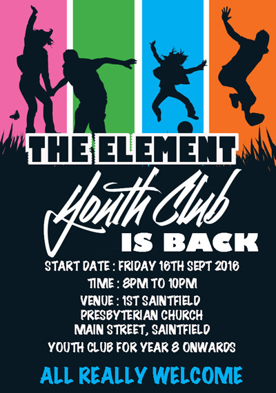 The Element Youth Club