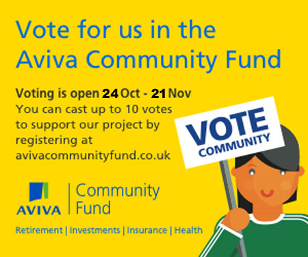 WE NEED YOUR VOTE TO HELP THE CHILDREN OF SAINTFIELD!