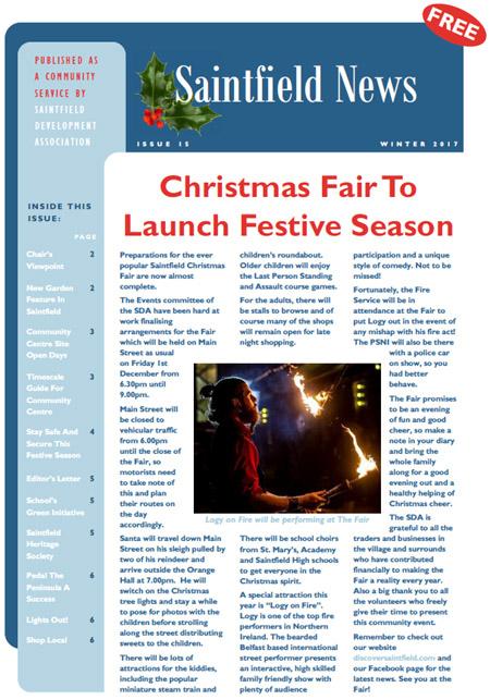 Saintfield News 15
